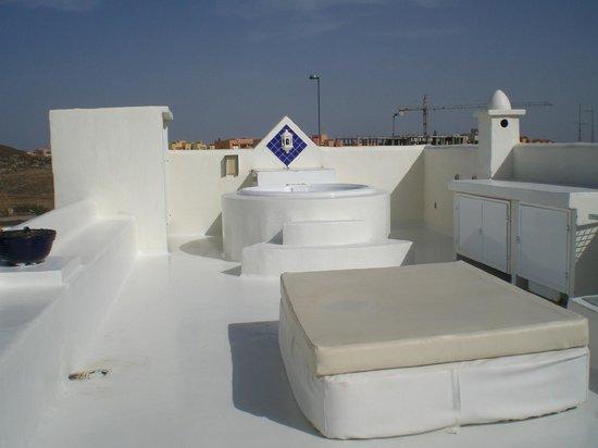 Katis Villas Boutique Fuerteventura: Terraço