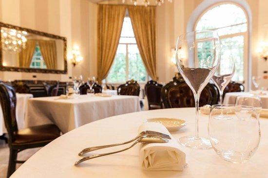 Park Hotel Pacchiosi Restaurant