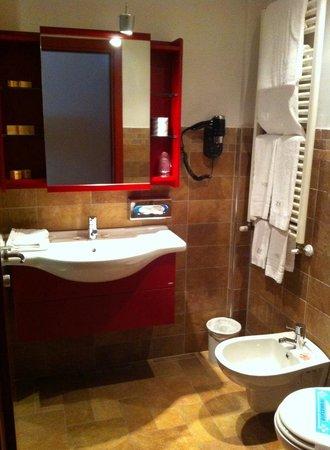 Cascina Scova City Spa: bagno