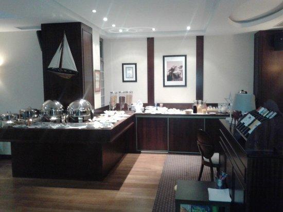 Hotel Kuracyjny Spa & Wellness: Restauracja hotelu Kuracyjnego