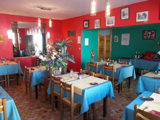 Hotel Restaurant Gambetta : Restaurant