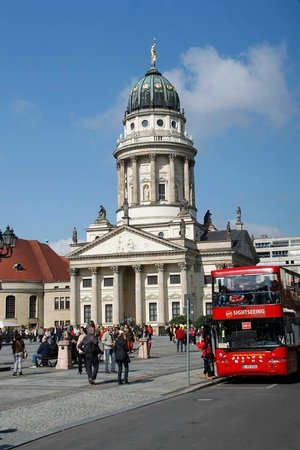 Berlin City Tour - City Sightseeing: Berlin City Tours Bus