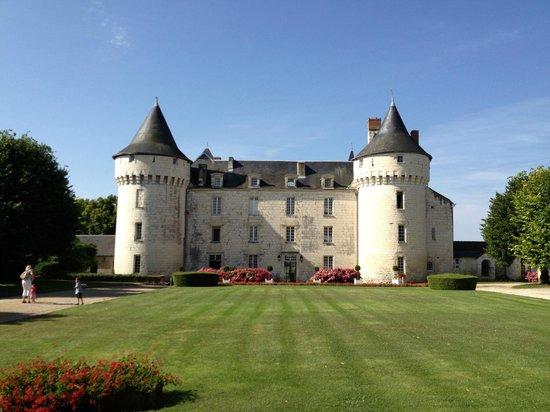 Château de Marçay  : hotel