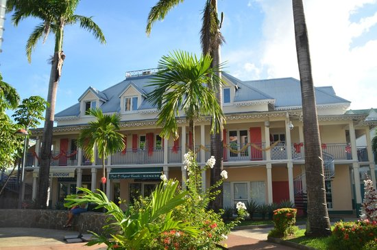 Residence du Village Creole : Village créole
