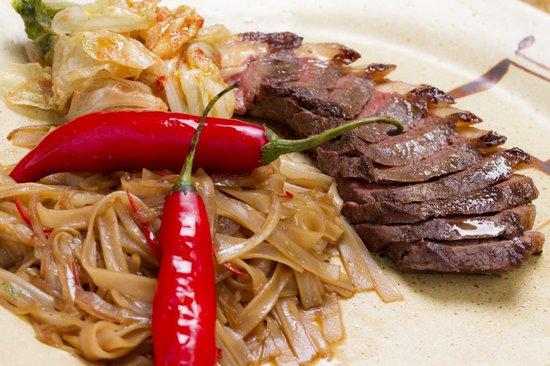 Restaurante Mangostin : Picanha Chili