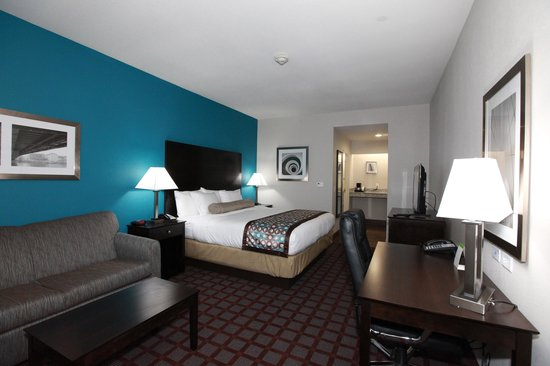 Lonestar Inn: Room/suite
