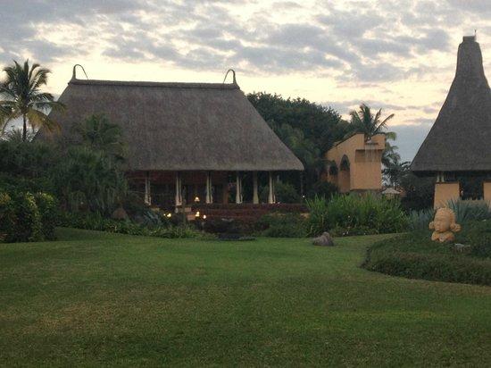 The Oberoi, Mauritius : Oberoi Grounds