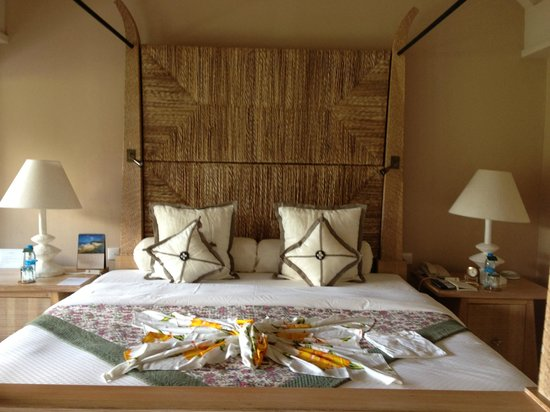 The Oberoi, Mauritius : Inside our Suite