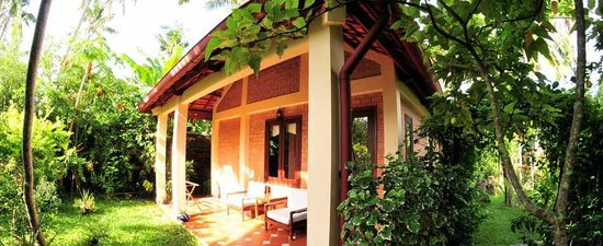 Cassia Cottage - The Spice House: Garden Cottage with private garden