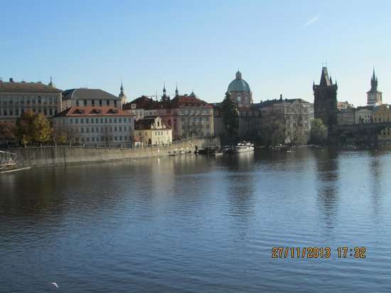 The man hanging out structure picture of prague for Malostranska residence tripadvisor