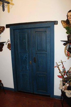 Casa de hacienda Su Merced: Entrance to our room