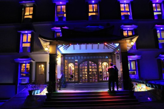 Blu Haze Resort & Spa : Main Entrance