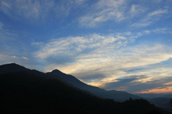 Blu Haze Resort & Spa : Awsome view of valley
