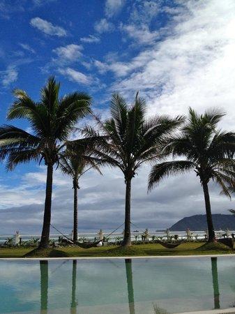 Bahia de Baler: Costa Pacifica