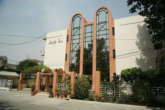 Herfa Inn Hotel: Front View