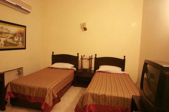 Herfa Inn: Twin Single room First Floor