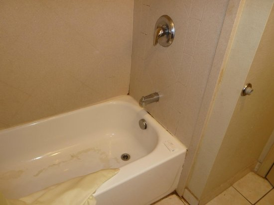 Americas Best Value Inn & Suites - Griffin : Tub
