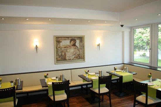 Hotel Da Vinci : Frühstücksraum