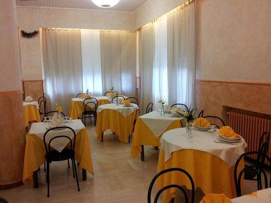 Hermitage Hotel: sala