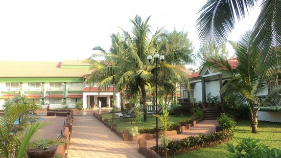Hotel Goan Heritage: beautiful place
