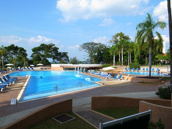 Royal Cliff Beach Hotel : Pool