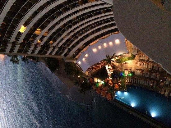 Sheraton Waikiki: 部屋からの眺め