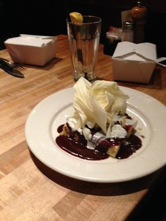 The White Chocolate Grill - Park Meadows : The Blond Brownie