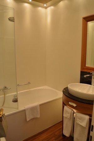 Hotel des Balances : The toilet.
