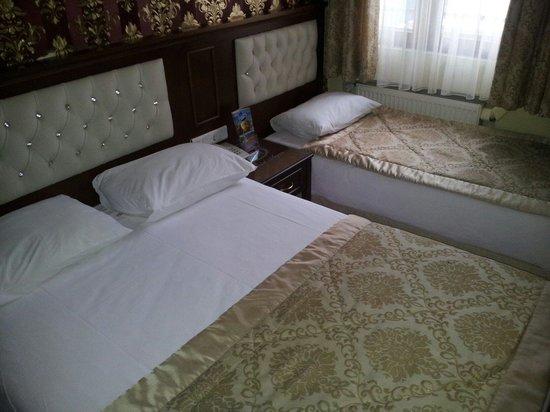 Hotel Agan: Zimmer