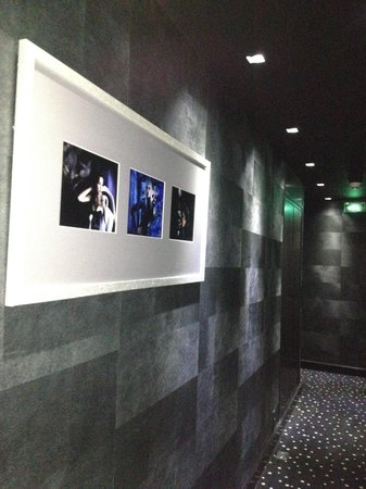 BEST WESTERN Premier Opera Diamond: hallway
