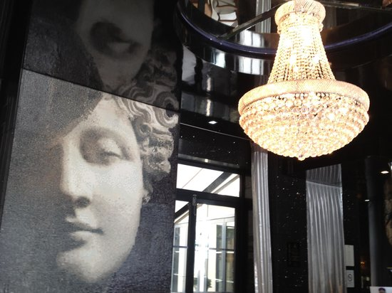 BEST WESTERN Premier Opera Diamond: lobby