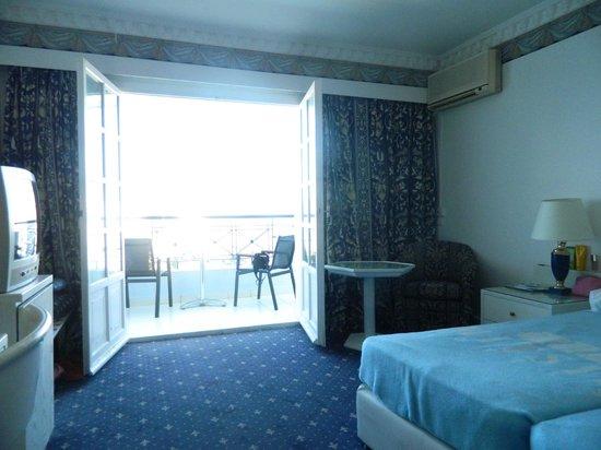 Mitsis Grand Hotel : номер