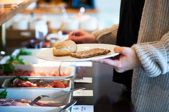 Trosa Stadshotell & Spa: Frukostbuffé