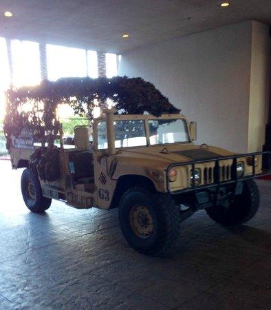 Battlefield Vegas : My taxi