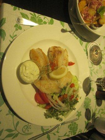 Restaurant Reinhard's: Ottimi pesci