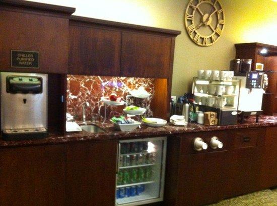 Club Quarters Hotel in Houston: El rincon perfecto!!!