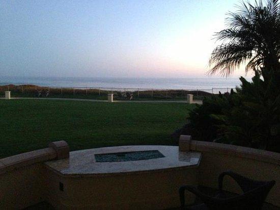 The Ritz-Carlton, Laguna Niguel: From the patio