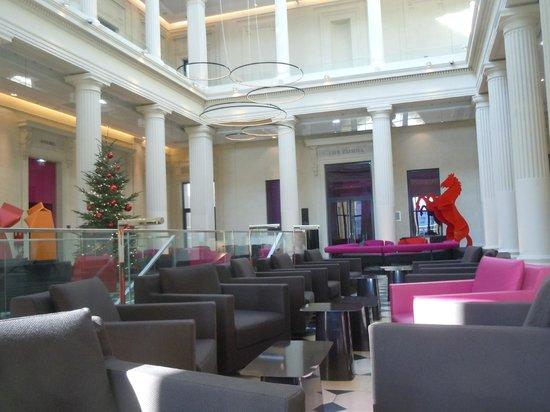 Radisson Blu Hotel, Nantes : lobby