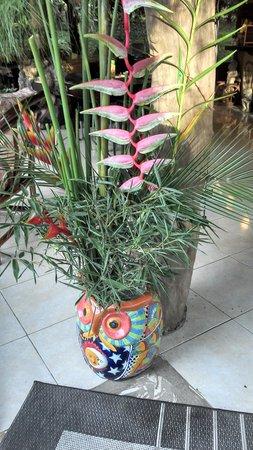Hotel Kokoro Arenal: Lobby