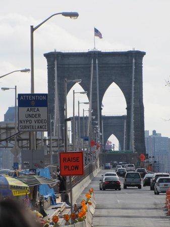 Real New York Tours: Brooklyn Bridge