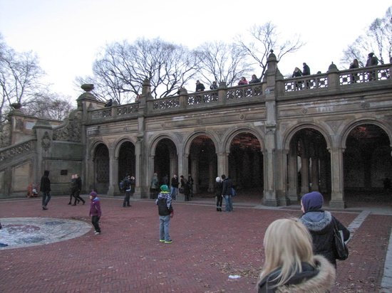 Real New York Tours: Central Park