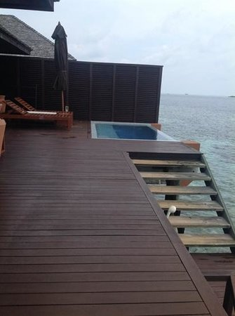Lily Beach Resort & Spa: view