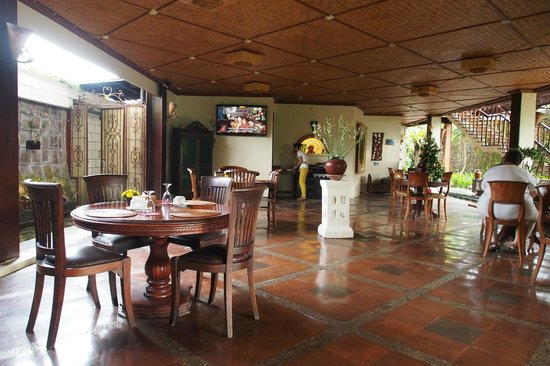 Junjungan Ubud Hotel and Spa: Restaurant