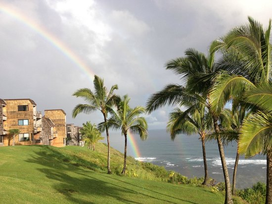 Sealodge at Princeville: Sealodge grounds