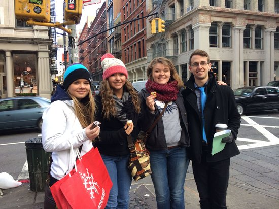 Shop Gotham NYC Shopping Tours: Cupcake winners!
