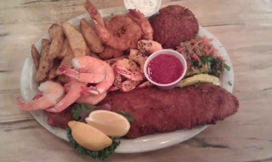 Seafood Spaghetti Works Port Aransas Restaurant Reviews Phone Number Photos Tripadvisor
