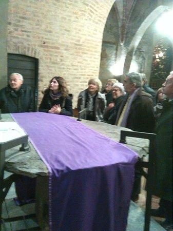 Chiesa di San Cristoforo sul Naviglio : Altare