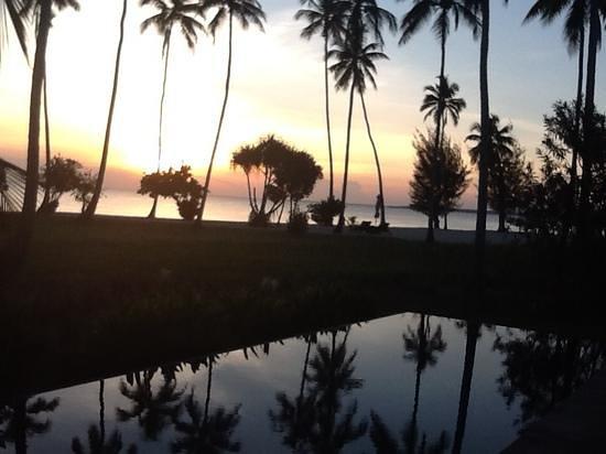 The Residence Zanzibar: vue de la chambre