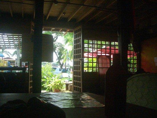 Coconut Hostal: Viste desde la Sala