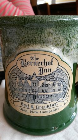 Bernerhof Inn Bed and Breakfast: Morining cup of tea or coffee!
